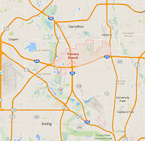 for irrigation repair in Farmers Branch our team covers more area