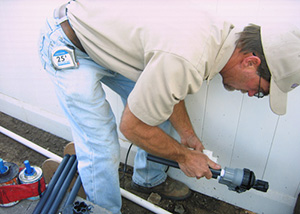 maintenance check is part of our Farmers Branch sprinkler repair services